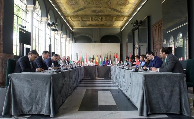 Los países árabes se interesan por la economía y la cultura de Andalucía