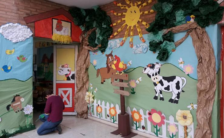 El Colegio Vicente Aleixandre se llena de cuentos