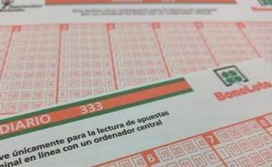 Un acertante de Málaga capital, premiado con más de 32.000 euros en la Bonoloto