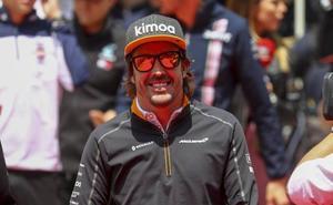 Alonso: «No esperamos un cambio radical en Bakú»