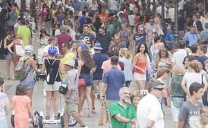 Málaga gana más población que las otras provincias andaluzas juntas: nueve mil habitantes en un año