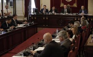La fiscalización del 'sueldo' de los grupos del Ayuntamiento de Málaga se aprobará en el pleno del viernes