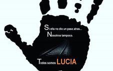 La familia de Lucía Vivar hace un llamamiento a las redes sociales para que el caso no caiga en el olvido