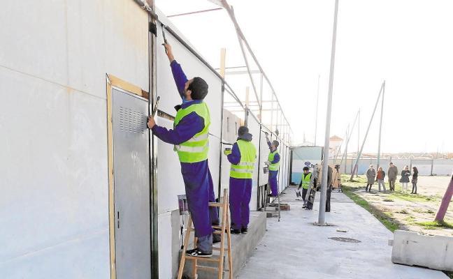Los planes de empleo de la Junta dan un año de trabajo a 4.606 parados de la provincia