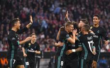El Madrid vuelve a sacar oro de Múnich