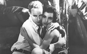 La actriz que abofeteó a Clark Gable