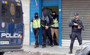 A prisión el detenido el lunes en Málaga por enviar dinero a una de las yihadistas más buscadas de Europa