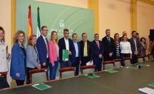 La Junta garantiza la atención a 2.400 menores en riesgo en la provincia de Málaga