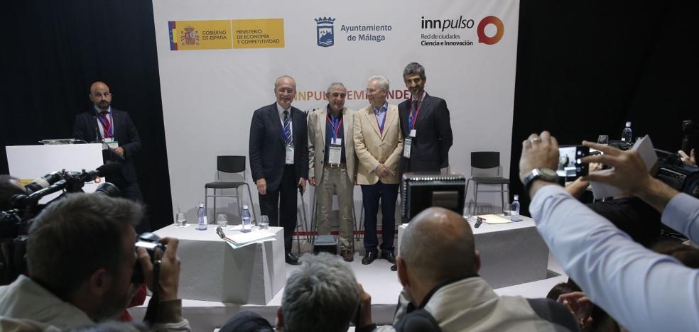 Málaga se ofrece como espacio piloto para el desarrollo de las redes para la tecnología 5G