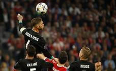 Sergio Ramos: «Inconscientemente nos hemos echado atrás»