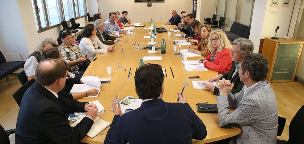 El Ayuntamiento de Málaga reinicia los contactos con hosteleros y vecinos para estudiar el problema del ruido