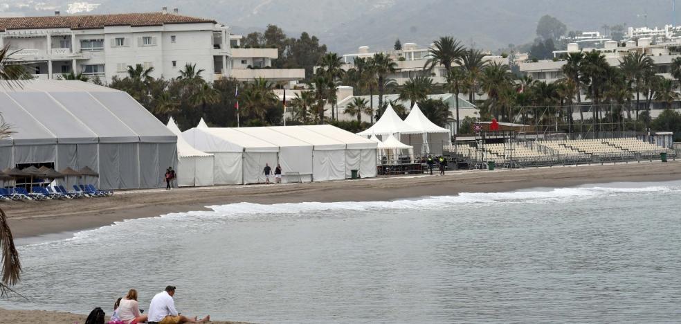 Un evento deportivo reúne a 5.000 personas en Marbella con un impacto de 10 millones de euros