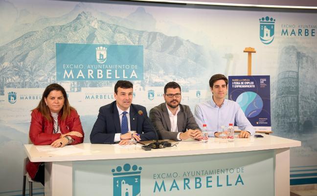 Marbella acogerá una feria de empleo donde se pondrán en contacto parados y empresas