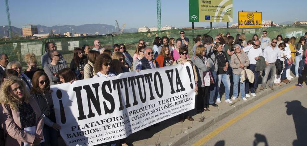 Educación anuncia un segundo instituto para Teatinos