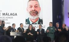 La Diputación distingue a Regino Hernández, Federico Beltrán y Simon Manley con sus Medallas de Oro