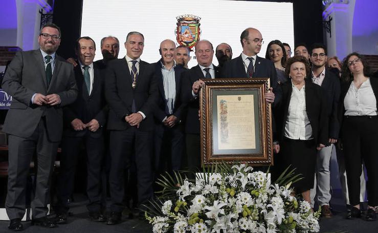 El XV Día de la Provincia de Málaga, en imágenes