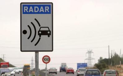 Radares menos permisivos con los excesos de velocidad