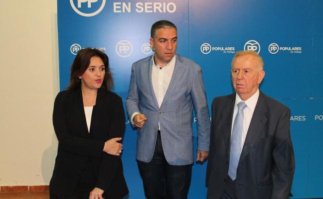 Fernández Montes no recula y el PP nombrará una gestora en Torremolinos