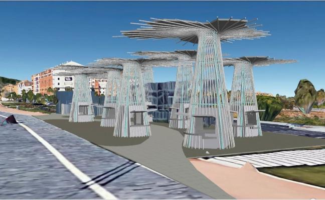 El Ayuntamiento de Marbella modifica el proyecto del mercado Sabor a Málaga y pide una prórroga para su ejecución