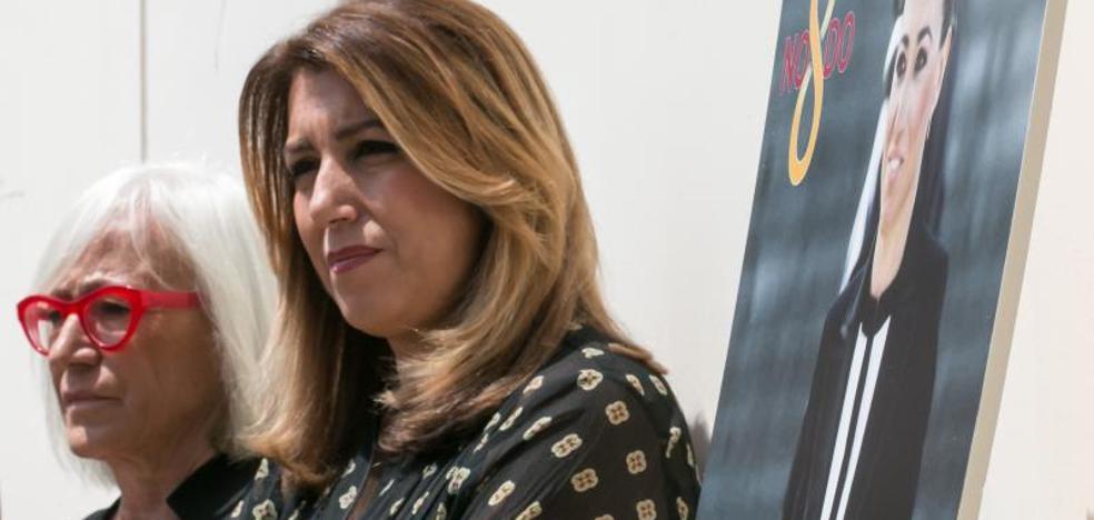Díaz anuncia un debate general en Andalucía para el 9 de mayo para cortar el runrún del adelanto
