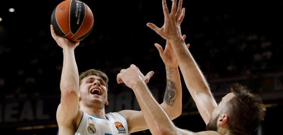 Doncic y Llull catapultan al Madrid a la 'Final Four'