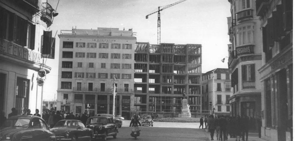 La Equitativa: un edificio emblema de Málaga