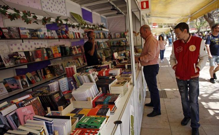 Arranca la Feria del Libro en Málaga
