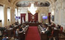 Luz verde a los presupuestos del Ayuntamiento de Málaga