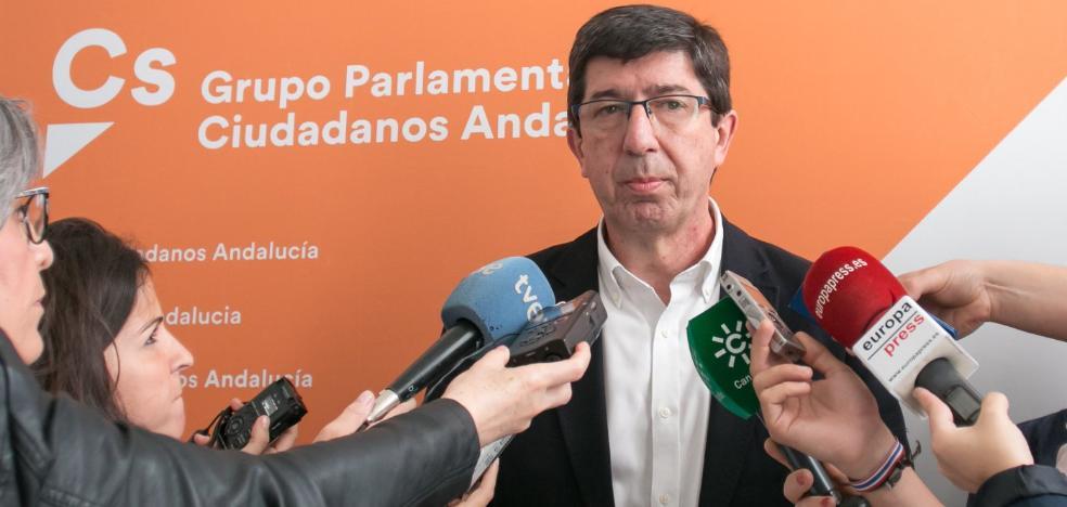 La afiliación a Ciudadanos crece en Andalucía hasta alcanzar los seis mil militantes