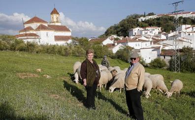 Los pueblos de Málaga se quedan sin relevo