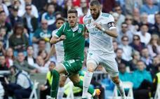 El Madrid B no le pone interés