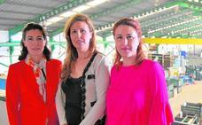 Cerrojos Cays, un legado enriquecido por tres hermanas