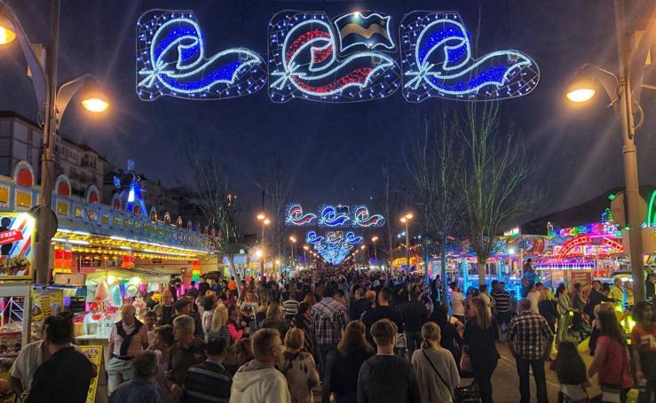 La XXIV Feria Internacional de los Pueblos de Fuengirola, en imágenes