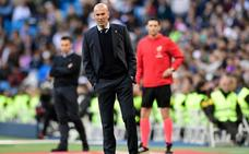 Zidane: «El martes es el partido del año»