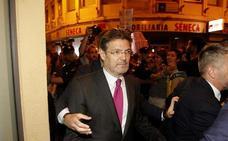 Catalá afirma que la propuesta de reforma del Código Penal se presentará «en semanas»