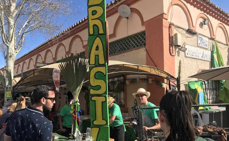Fotos de la jornada dominical de la Feria de los Pueblos de Fuengirola