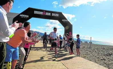 La fusión de las marcas Ironman y Marbella resulta todo un éxito