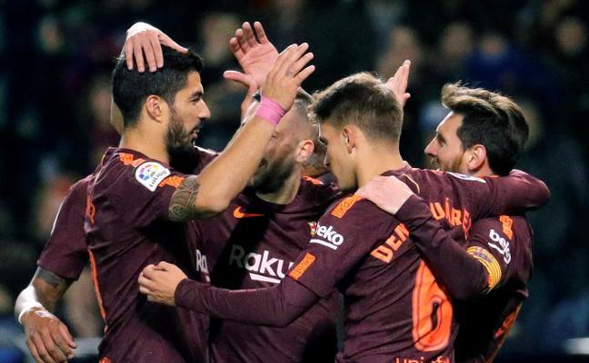 El Barça ya es campeón