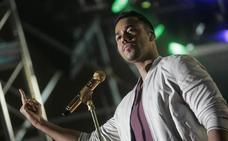 Un accidente durante el montaje del escenario obliga a posponer el concierto de Romeo Santos previsto en Málaga