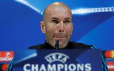 Zidane: «Tenemos que salir a ganar, sin especular ni hacer cosas extrañas»