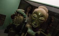 Las primeras artes africanas, en el Rectorado de la UMA