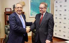 Acuerdo con la asociación La Carta Malacitana