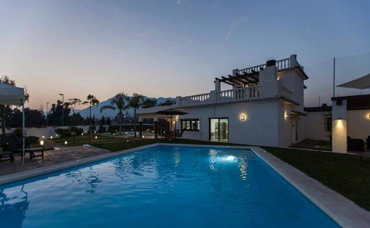 Así es la villa de Marbella incluida entre los 10 mejores alojamientos vacacionales del mundo