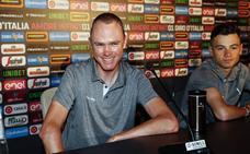Froome: «Estoy preparado para ganar, pero será una carrera difícil»