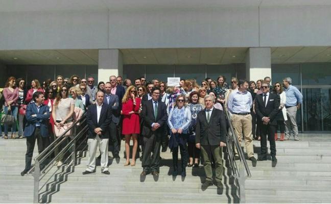 JUECES Y FISCALES SE CONCENTRAN EN LOS JUZGADOS