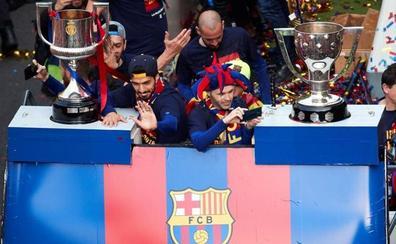 El Barça, de fiesta en fiesta antes del clásico
