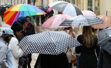 Meteorología activa el aviso amarillo en Málaga por fuertes lluvias