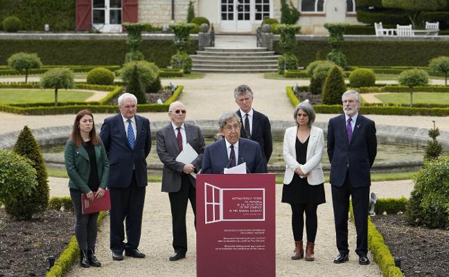 La delegación internacional emplaza al Gobierno a un diálogo sobre presos