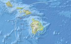 Un nuevo terremoto de 6,9 sacude la zona del volcán en erupción en Hawái