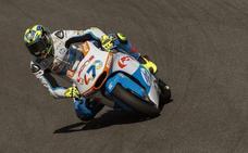 Baldassarri, el más rápido en Moto2